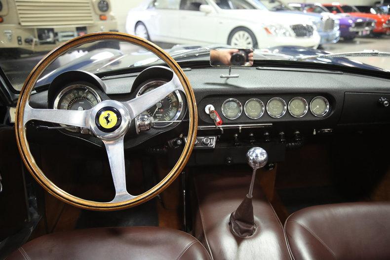 1961 Ferrari 250 GT CALIFORNIA SPYDER