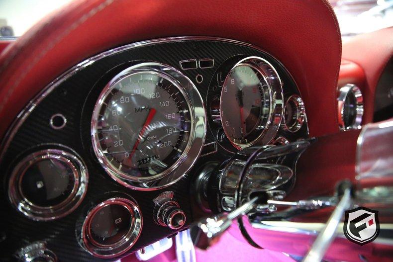 1963 Chevrolet Corvette Split-Window SEMA Car