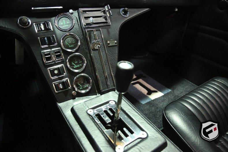1971 De Tomaso Pantera