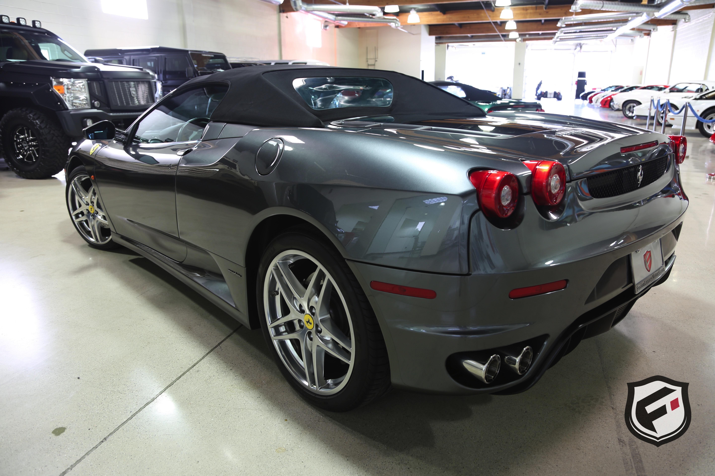 ... 2006 Ferrari F430 Spider ...