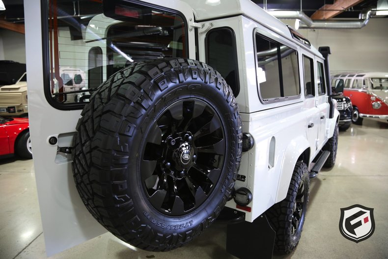 1992 Land Rover Defender 110