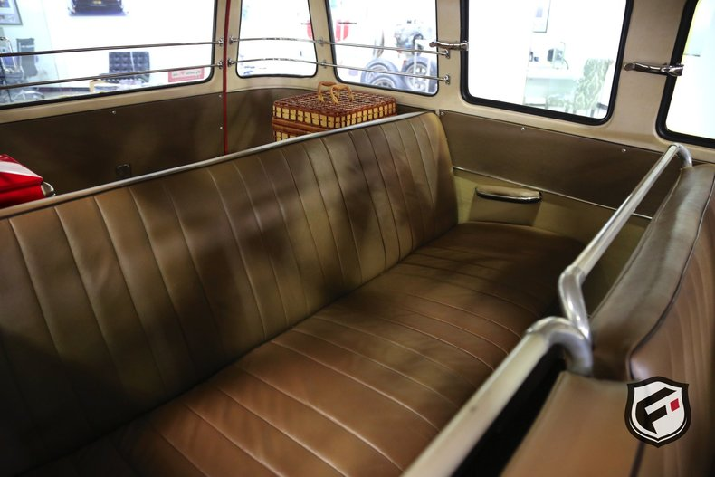1957 Volkswagen 23 Window Bus