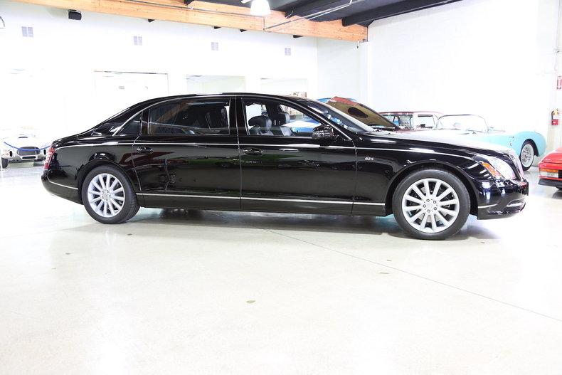 2011 Maybach 62S