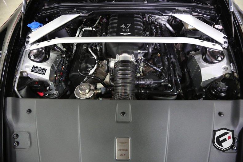2016 Aston Martin Vantage V8 GT