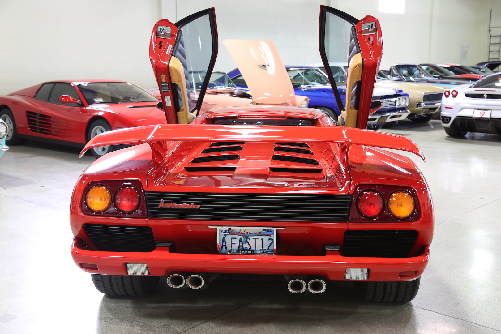 1996 Lamborghini Diablo Fusion Luxury Motors