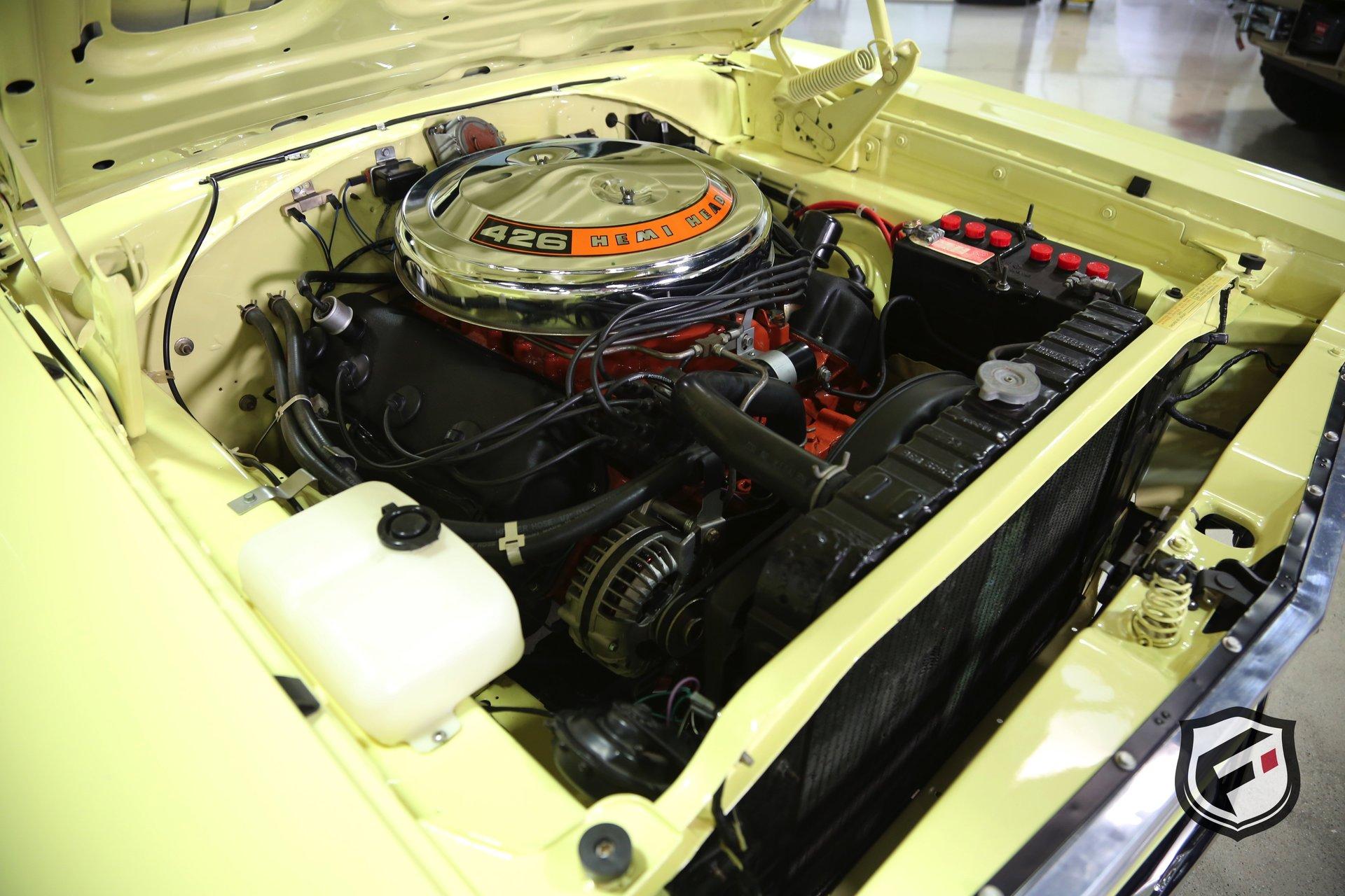 1968 Plymouth Gtx Hemi For Sale 107587 Mcg 1960