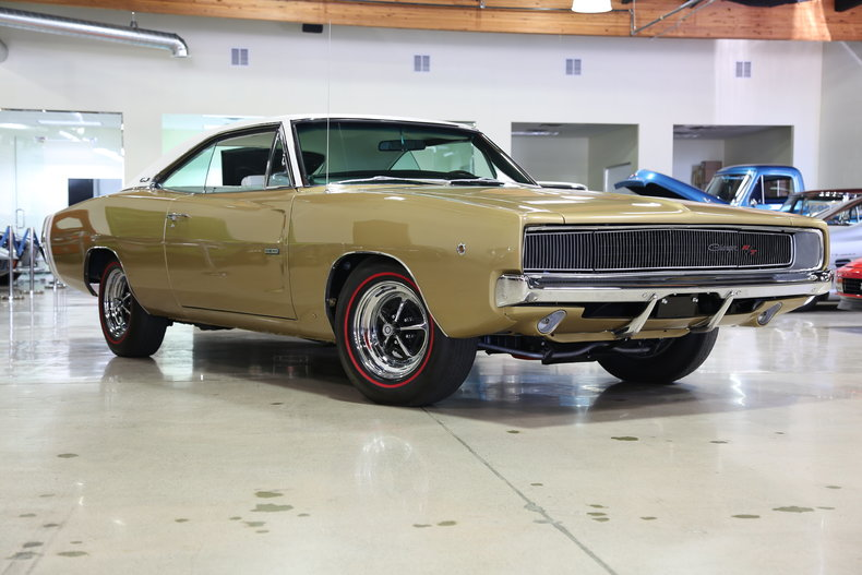 1968 Dodge Charger Fusion Luxury Motors