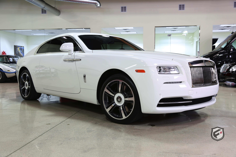 2015 Rolls Royce Wraith Fusion Luxury Motors