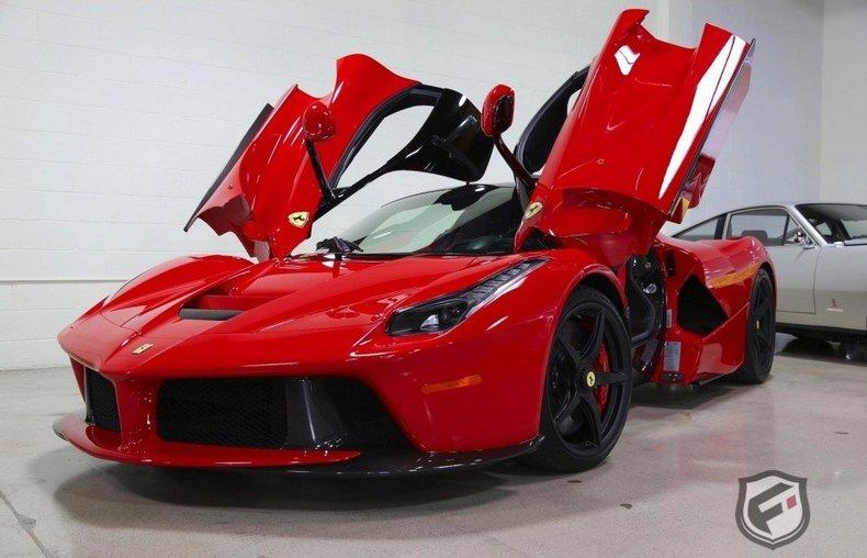 2014 Ferrari LaFerrari