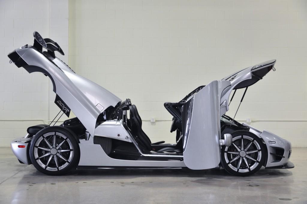 Koenigsegg Ccxr Trevita >> Fusion Luxury Motors Acquires Ultra Rare Koenigsegg Ccxr