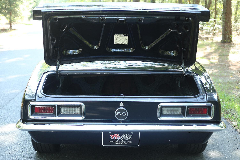 1968 Chevrolet Camaro Berlin Motors Tic Toc Tach Wiring Diagram For Sale