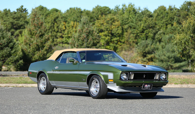 1973 1973 Ford Mustang For Sale