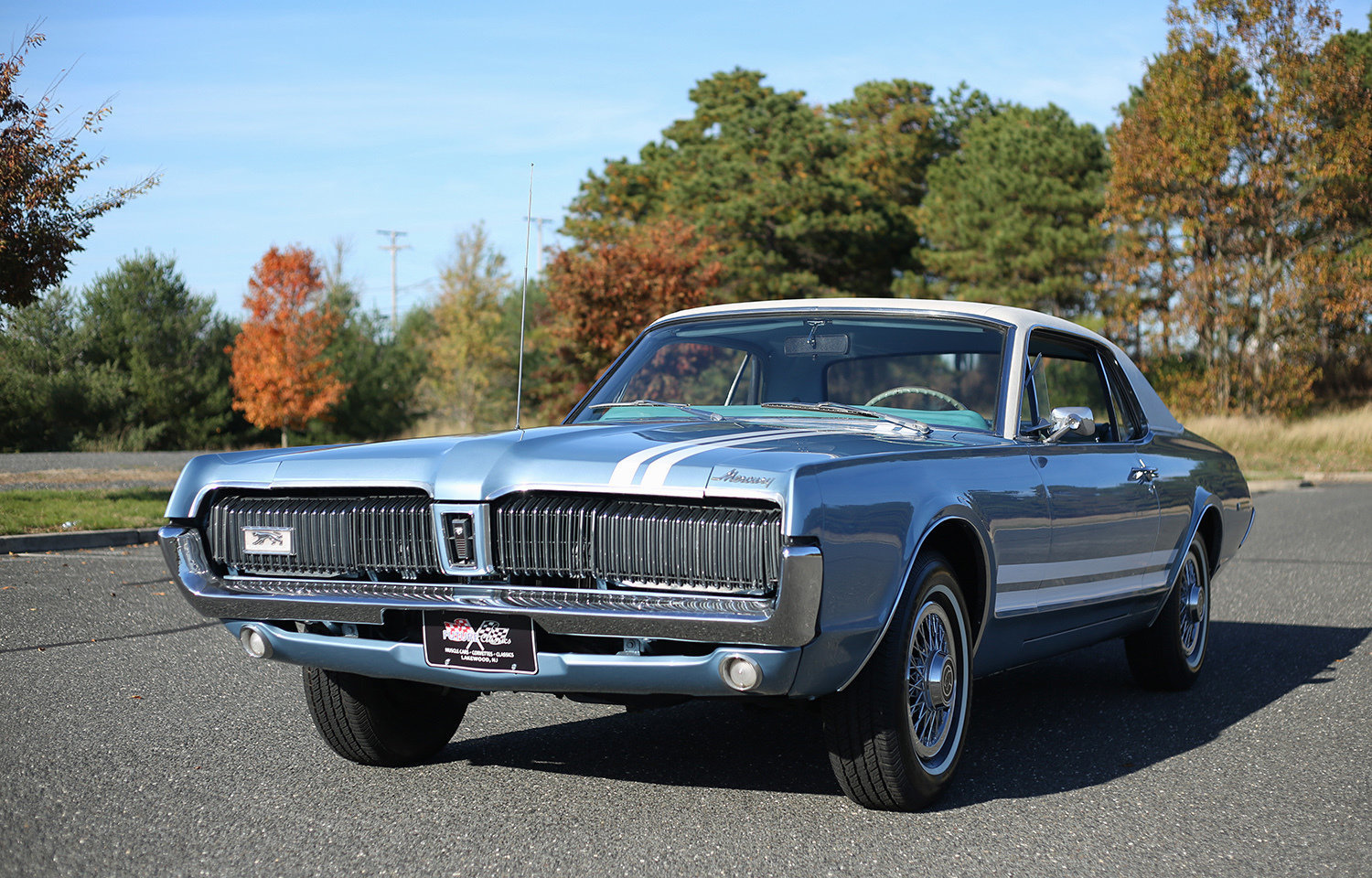 1967 Mercury Cougar For Sale 73552 Mcg