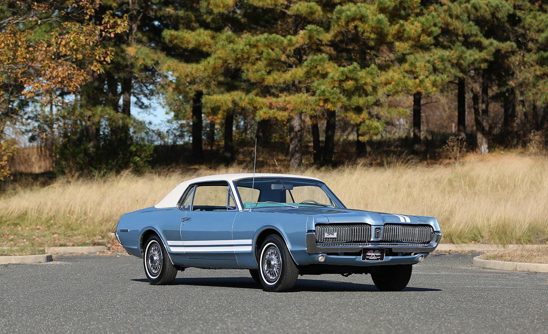 1967 Mercury Cougar Future Classics