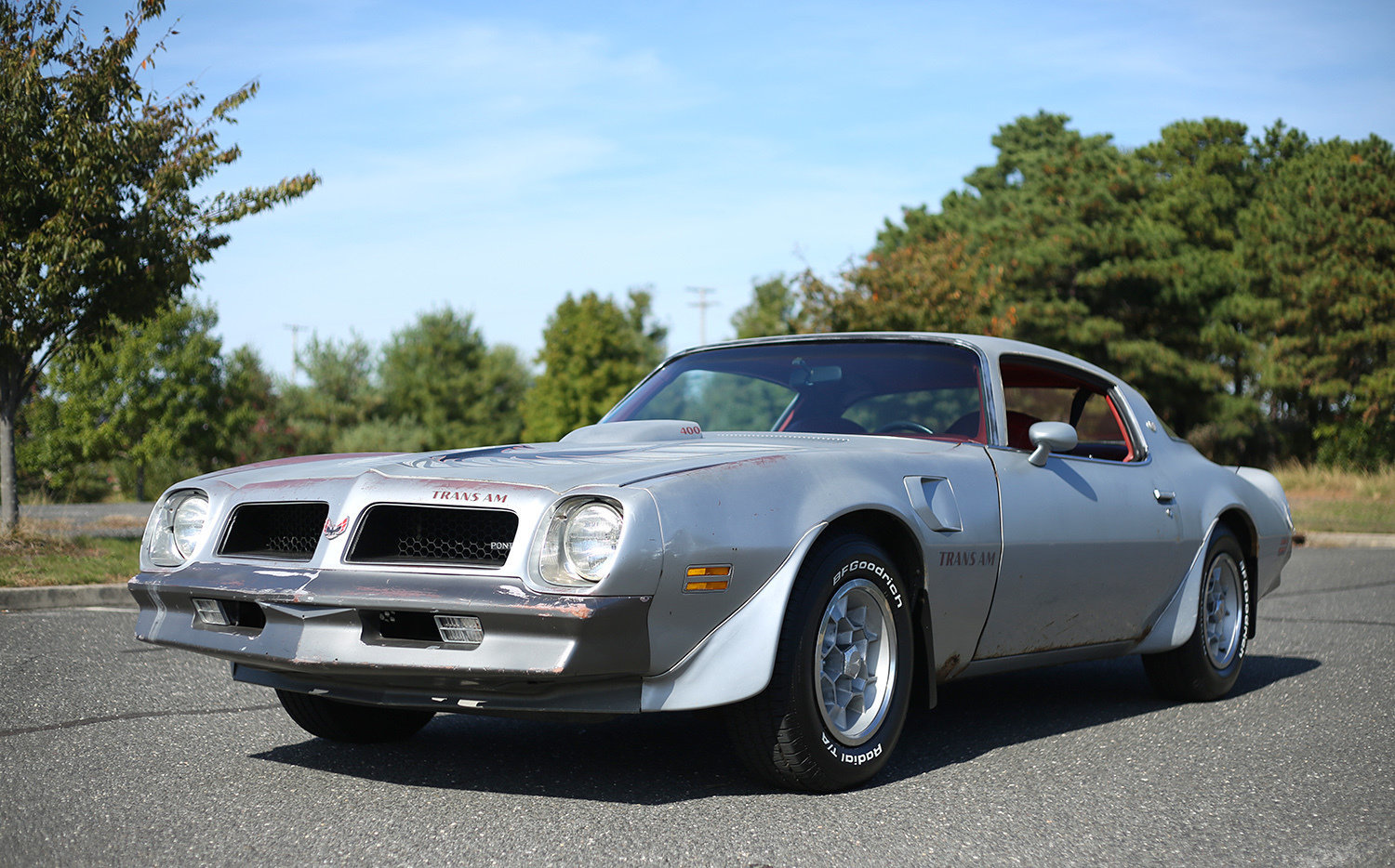 1976 pontiac trans am for sale 68780 mcg. Black Bedroom Furniture Sets. Home Design Ideas
