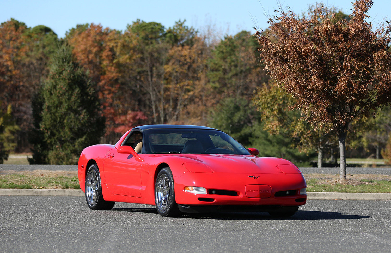 1999 Chevrolet Corvette Future Classics