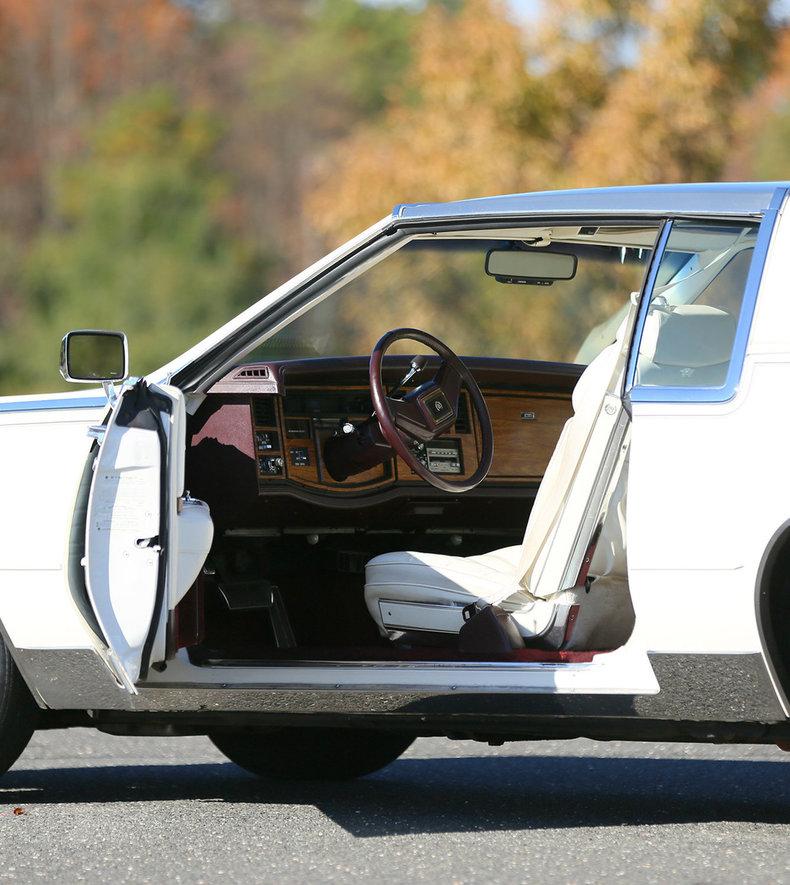 1985 Cadillac Eldorado Biarritz For Sale #74650