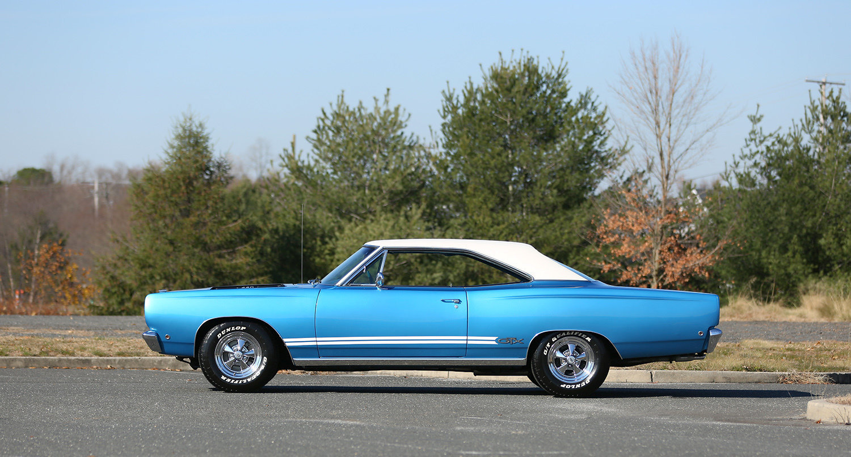 1968 Plymouth Gtx Future Classics