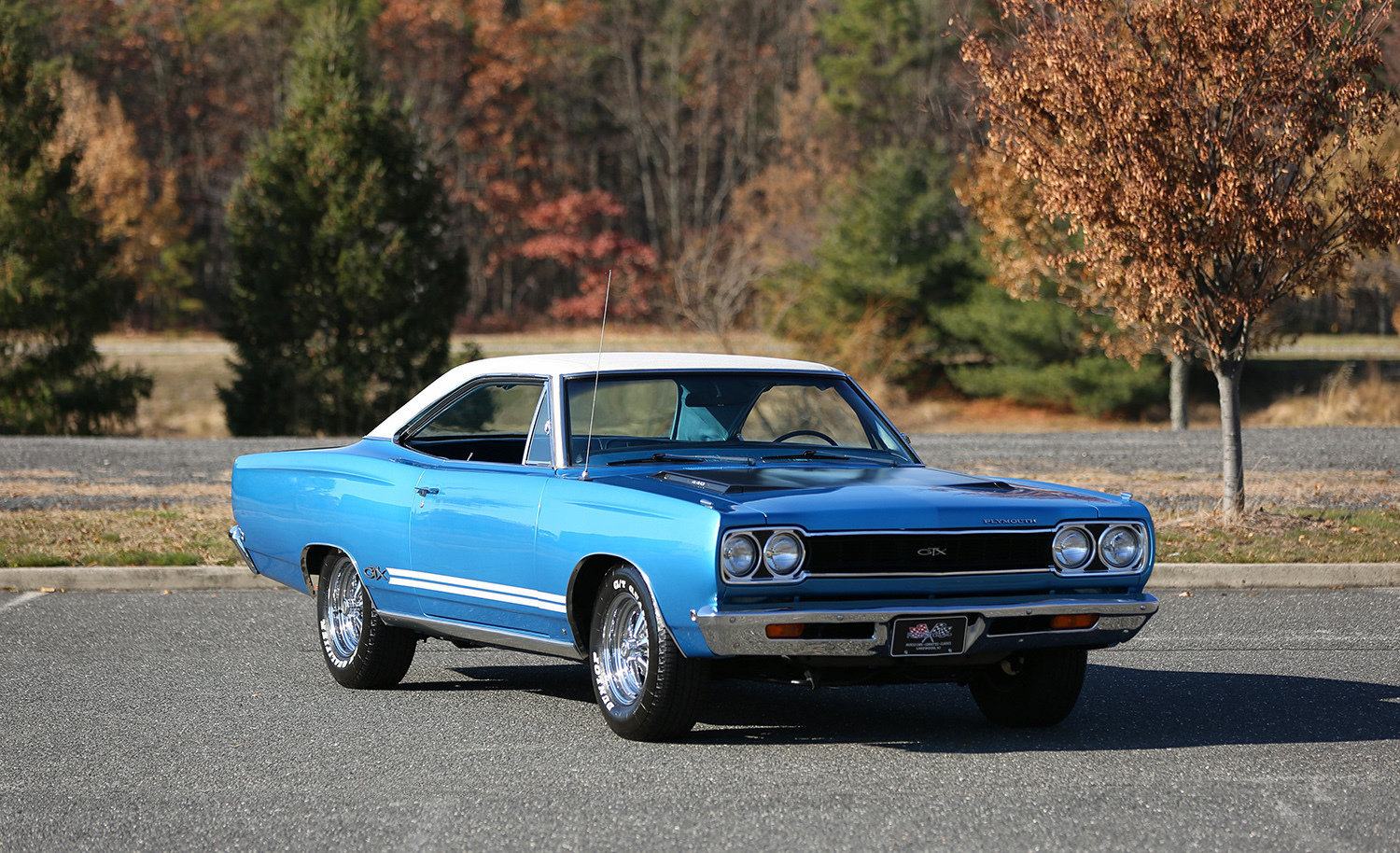 1971 Plymouth GTX for sale #2191462 - Hemmings Motor News
