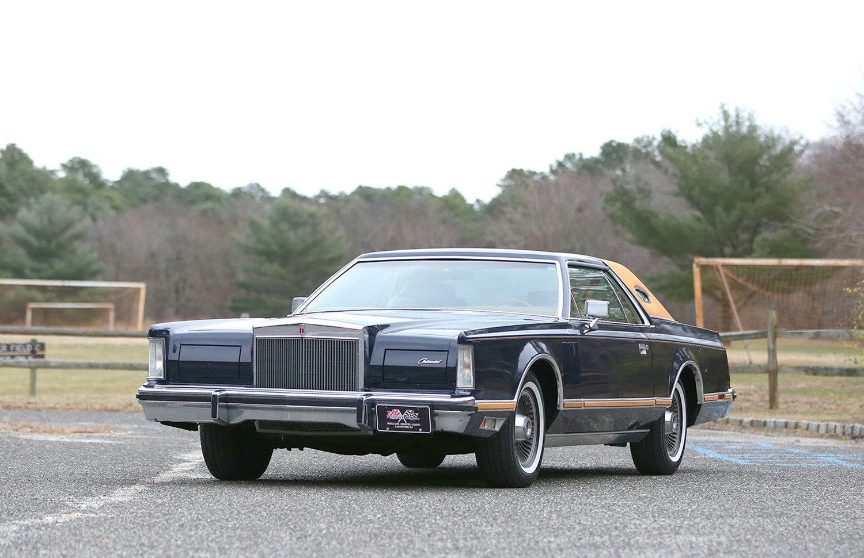 1978 Lincoln Continental Future Classics