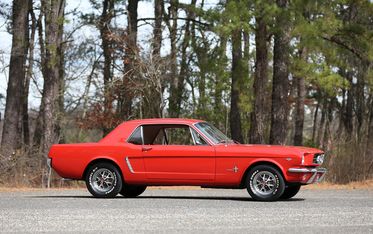 Performance Ford Nj >> 1965 Ford Mustang | Future Classics