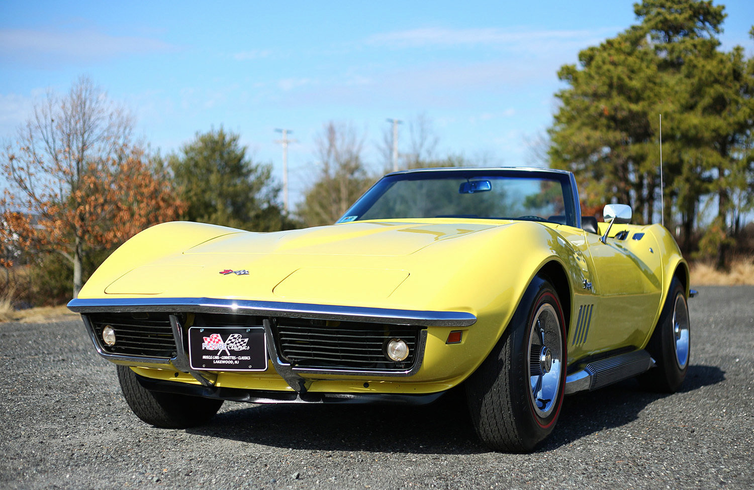 47356445a92f hd 1969 chevrolet corvette