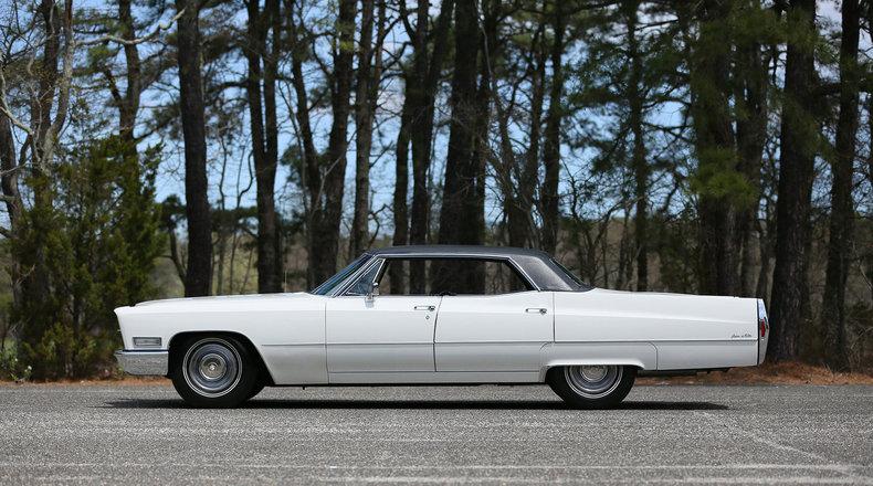 1968 Cadillac Sedan Deville Future Classics