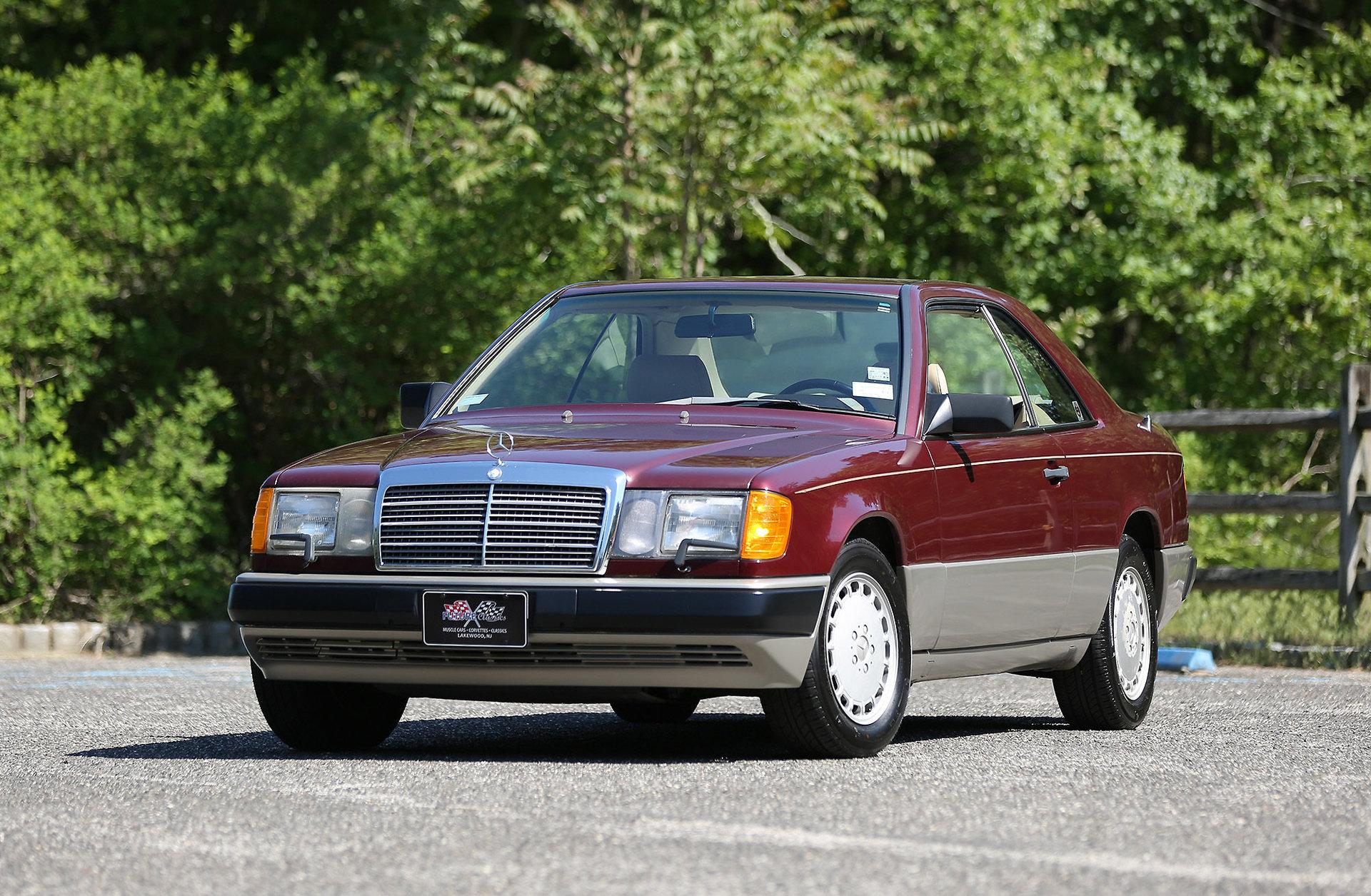 1988 Mercedes-Benz 300   Future Classics
