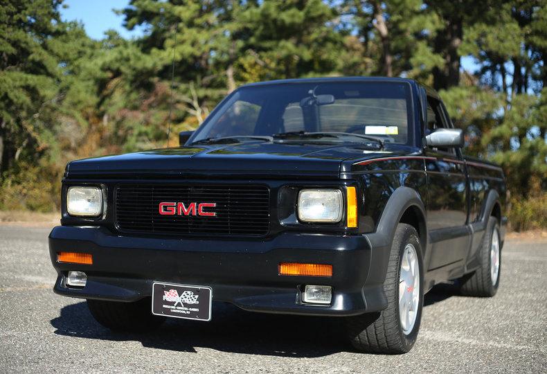 1982年 GMC S-1 5シエラ ピック アップ トラック