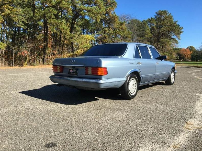 1990 1990 Mercedes-Benz 420-Class For Sale