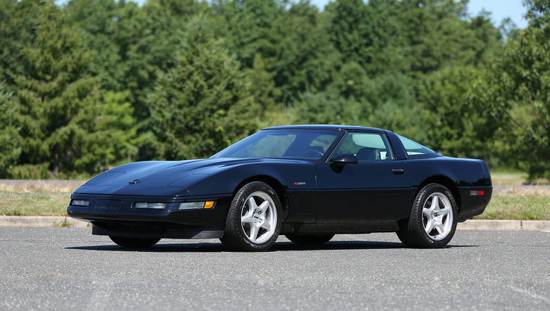 1995 chevrolet corvette zr1 for sale 64136 mcg. Black Bedroom Furniture Sets. Home Design Ideas