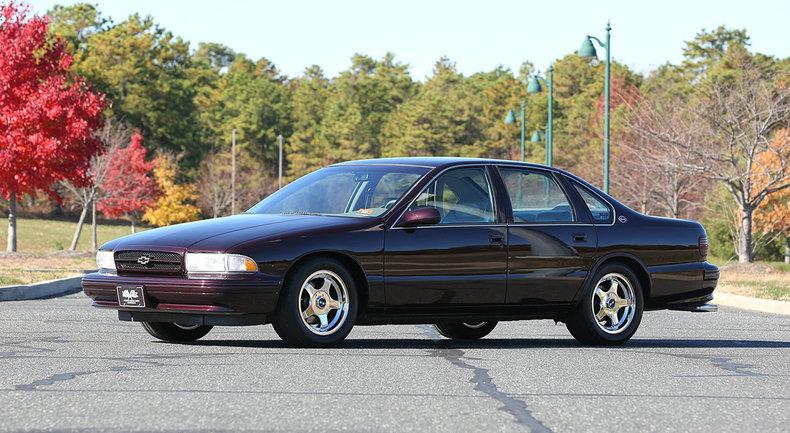 1996 1996 Chevrolet Impala Super Sport For Sale