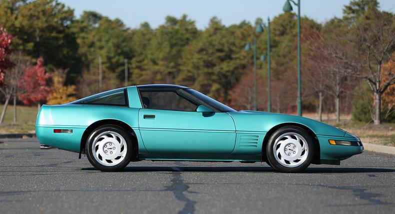 1991 Chevrolet Corvette for sale #140 | MCG
