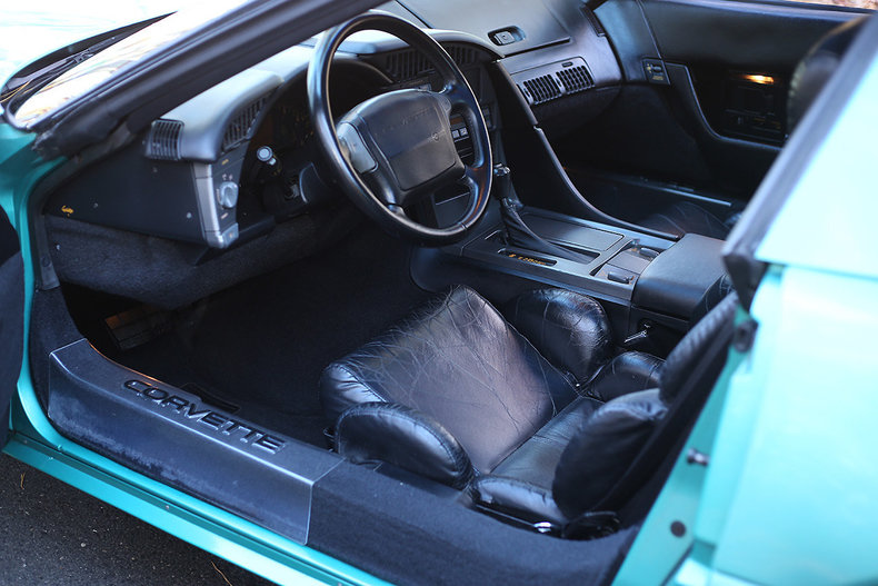 1991 Chevrolet Corvette for sale #140   MCG
