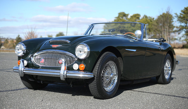 1967 1967 Austin-Healey 3000 For Sale