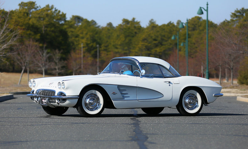 1961 1961 Chevrolet Corvette For Sale