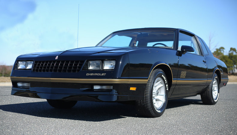 1987 1987 Chevrolet Monte Carlo For Sale