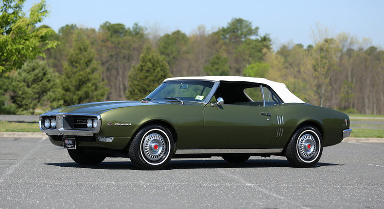 1968 1968 Pontiac Firebird For Sale