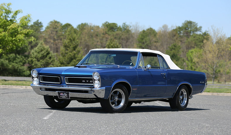 1965 1965 Pontiac GTO For Sale