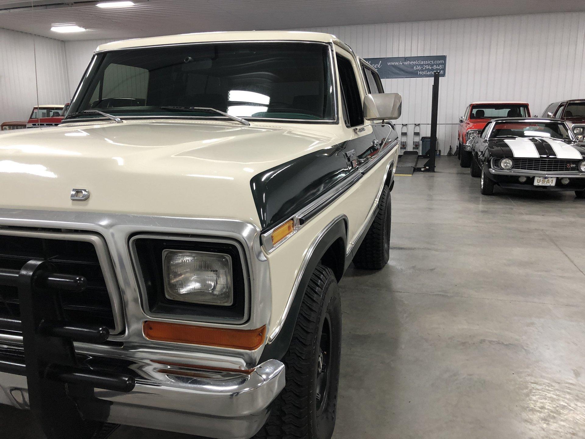 1979 Ford Bronco for sale #85880 | MCG
