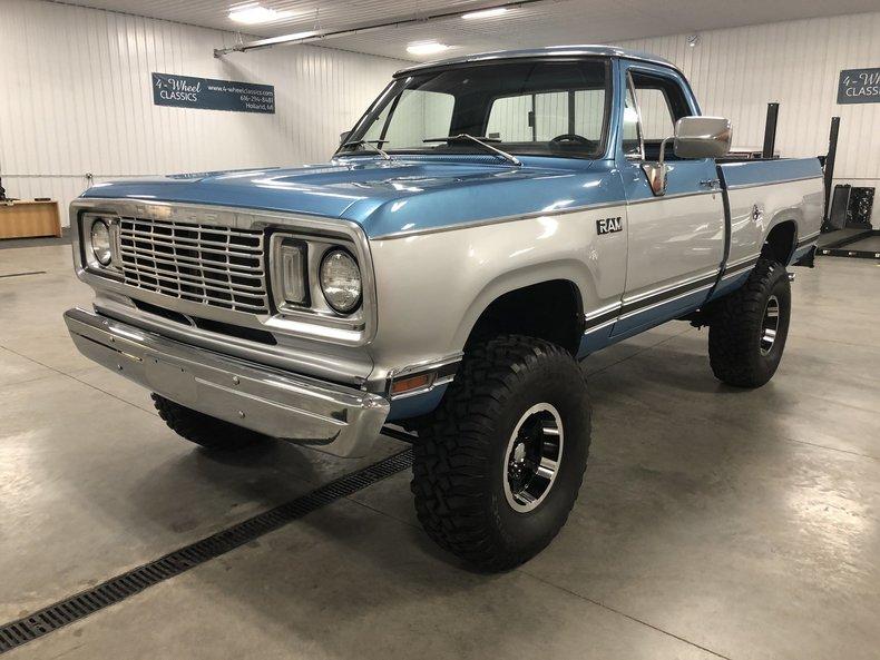 1978 Dodge W100