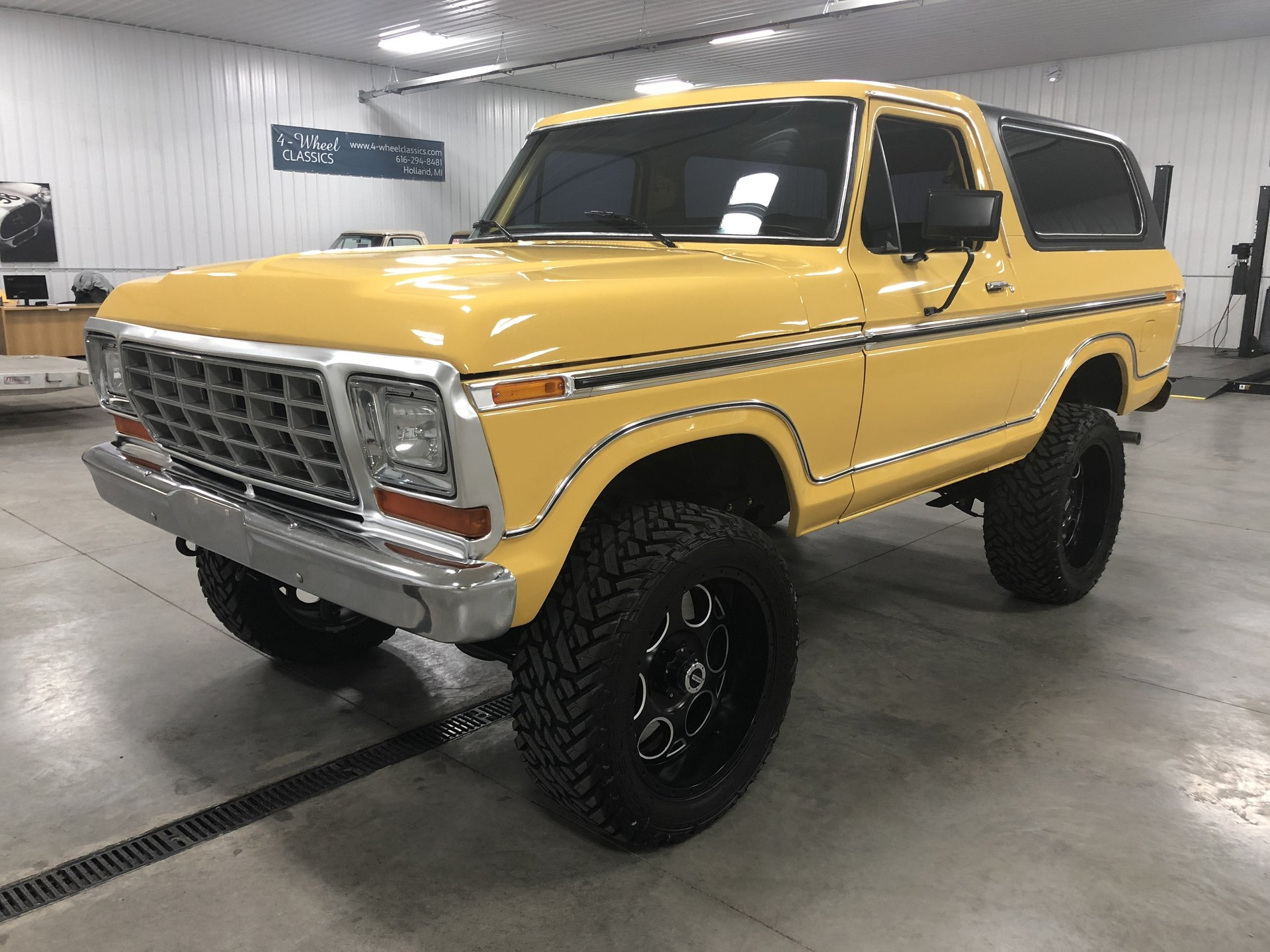 8326020d4018 hd 1978 ford bronco