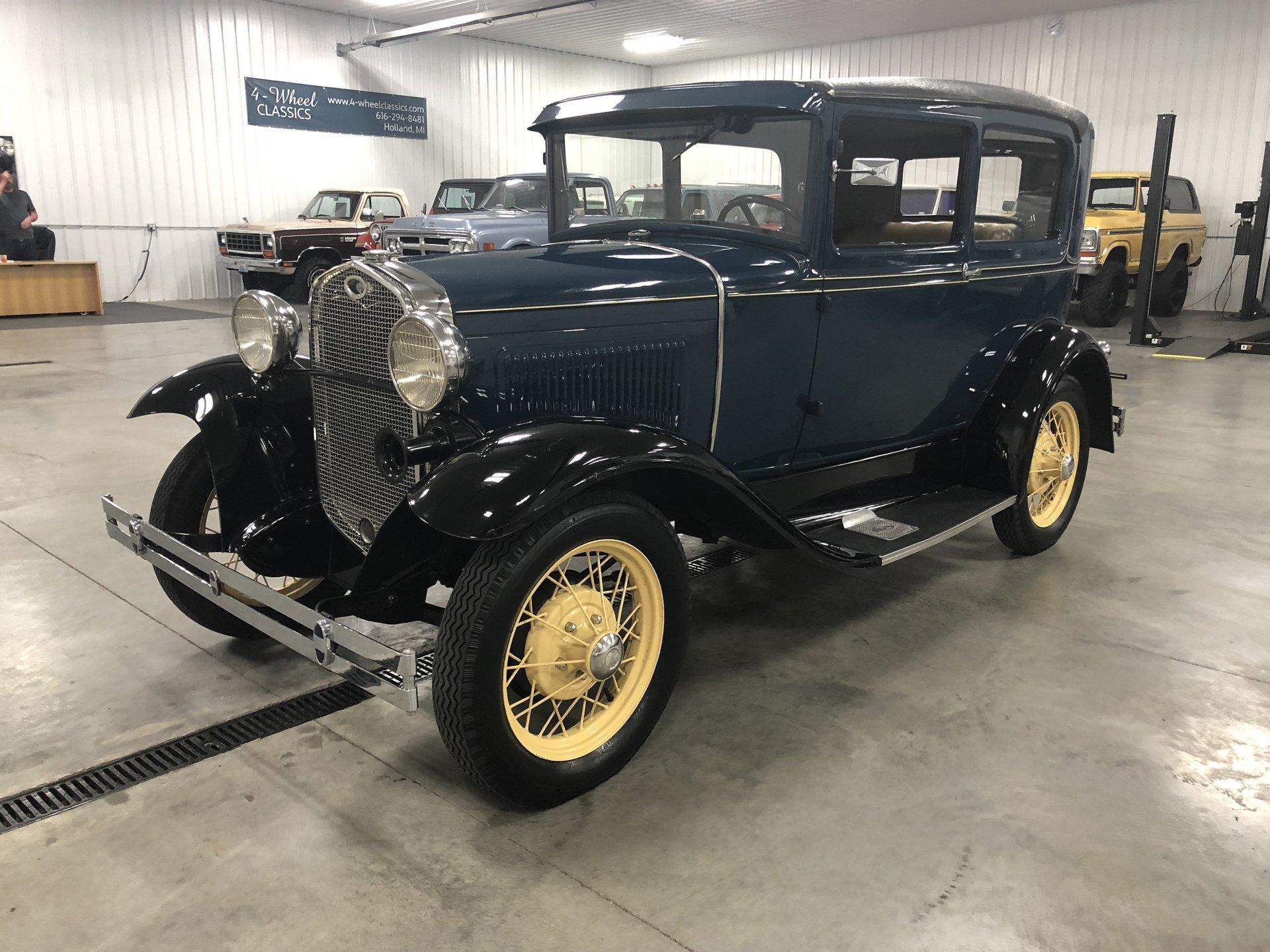 8680f9107d83 hd 1931 ford model a
