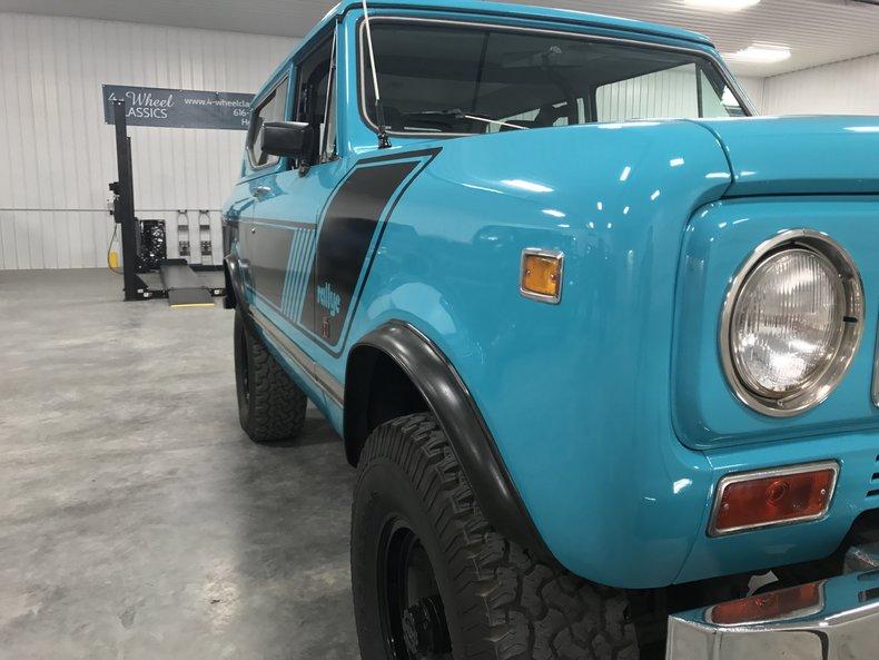 1973 1973 International Scout II For Sale