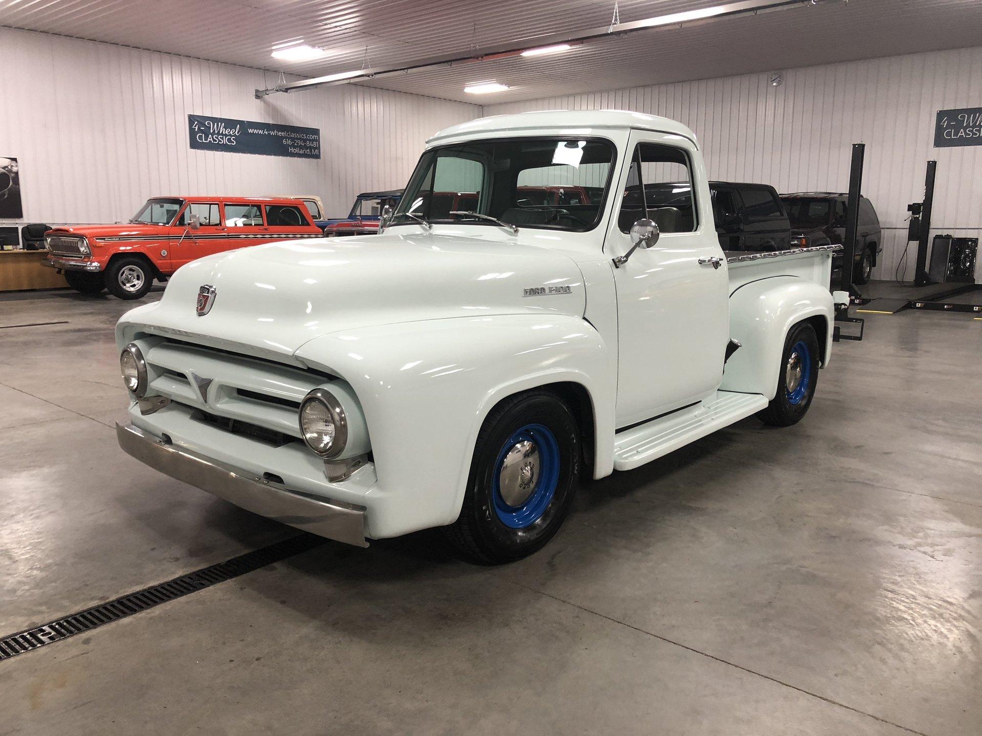 10154457b9e16 hd 1953 ford f100