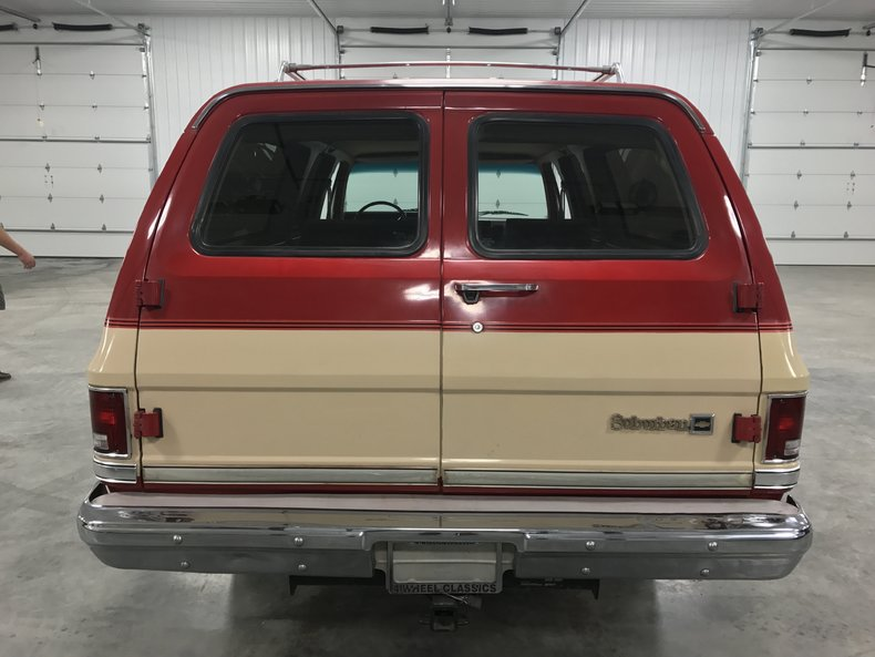 1985 1985 Chevrolet Suburban For Sale