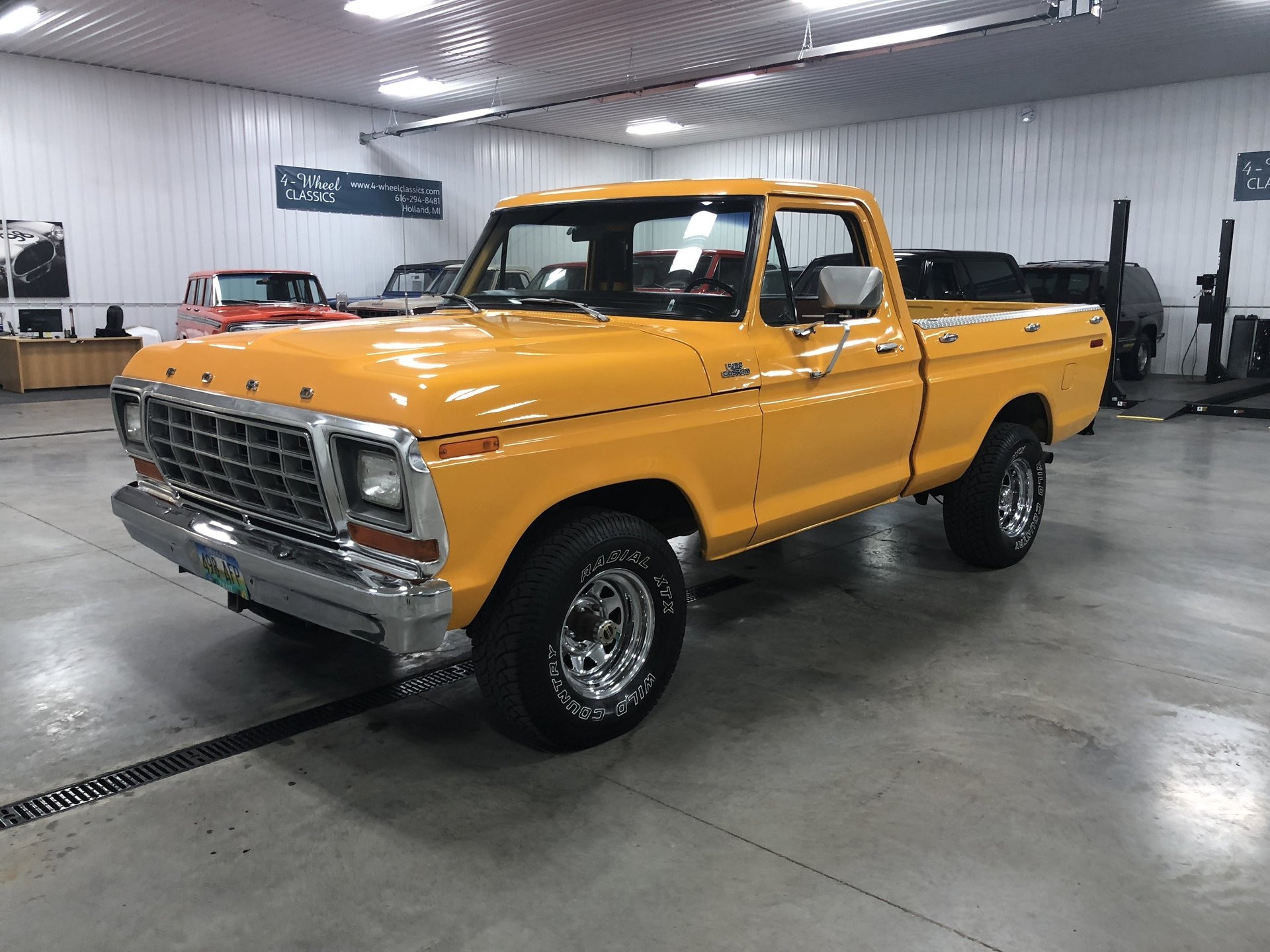 97636d117c54 hd 1979 ford f150