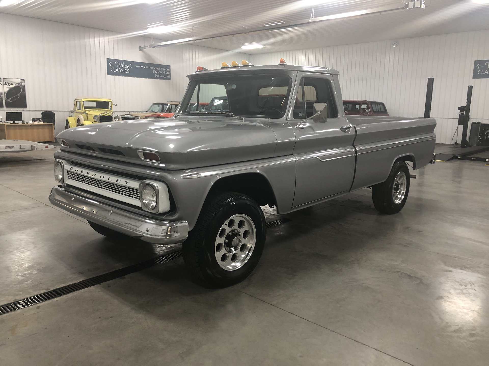 1966 Chevrolet K 20 4 Wheel Classics Classic Car Truck And Suv Sales Pickup 10868dbc302af Hd