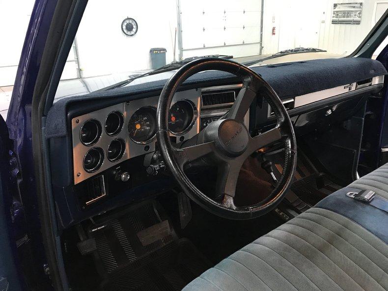 1987 1987 Chevrolet K-10 For Sale