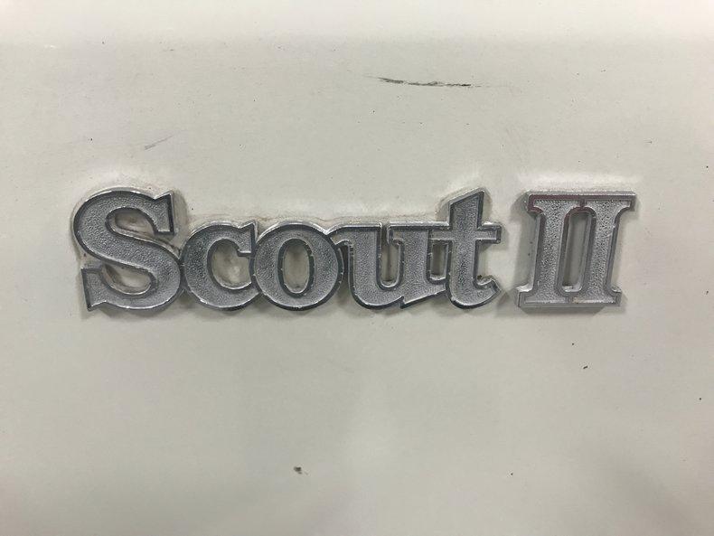 1974 1974 International Scout II For Sale